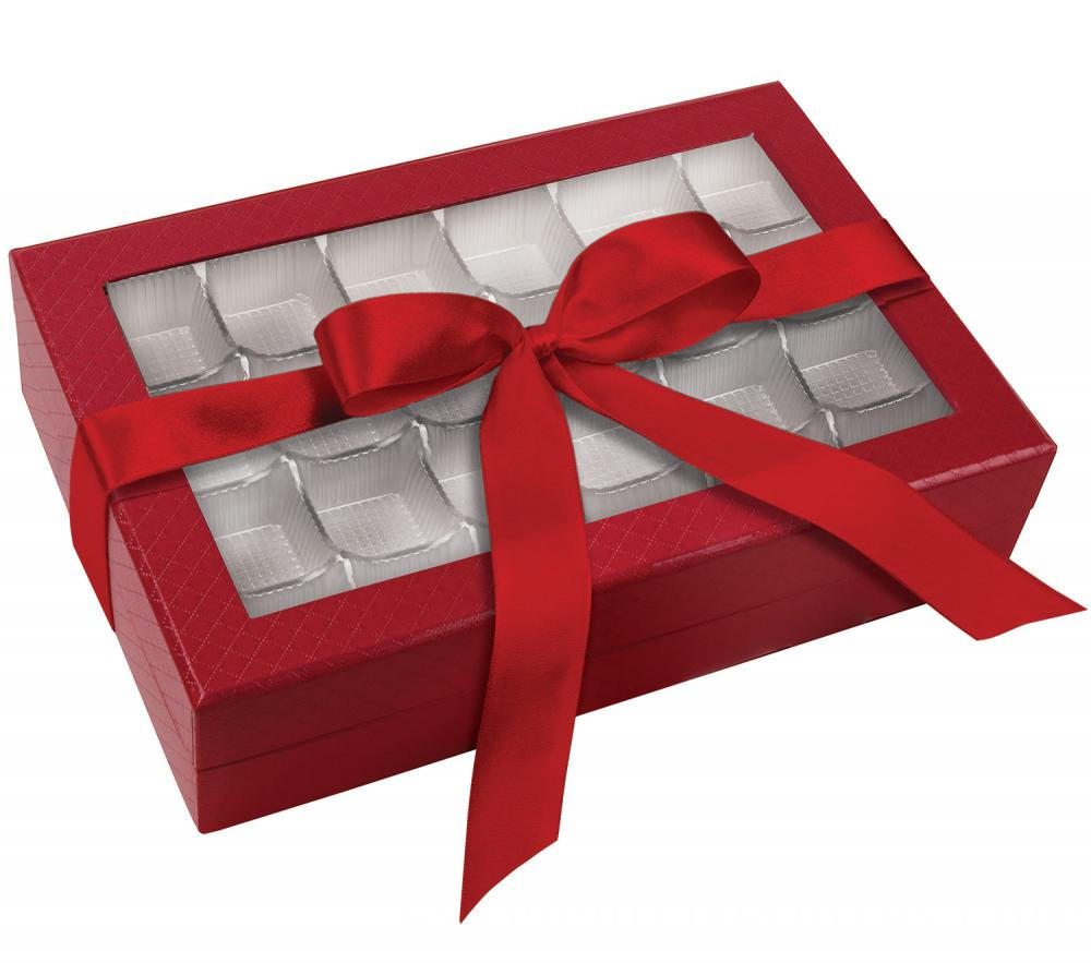 Red Chocolate Box
